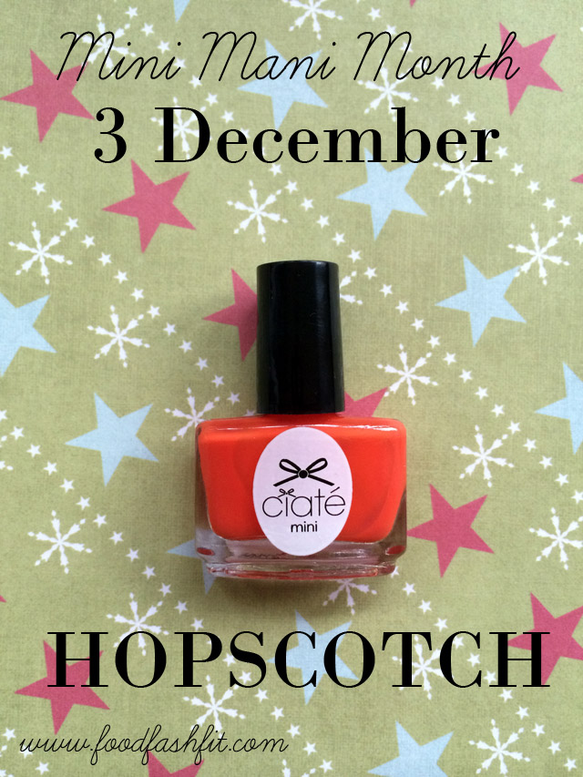 3 Dec Hopscotch Text