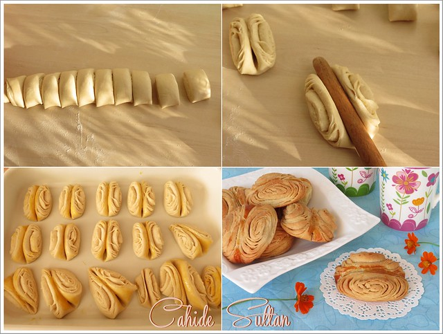 oklava çöreği