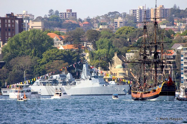 International Fleet Review, Sydney, October 2013