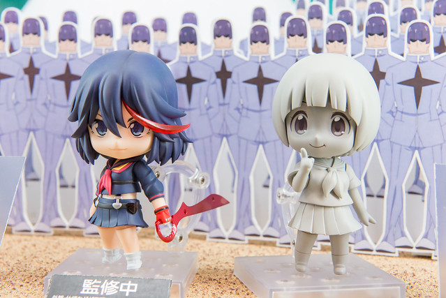 Nendoroid Ryuuko and Mako