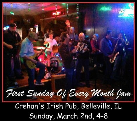 First Sunday Jam 3-2-14