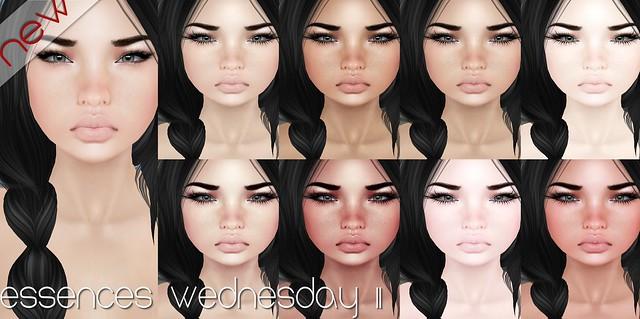NEW! Essences Wednesday II