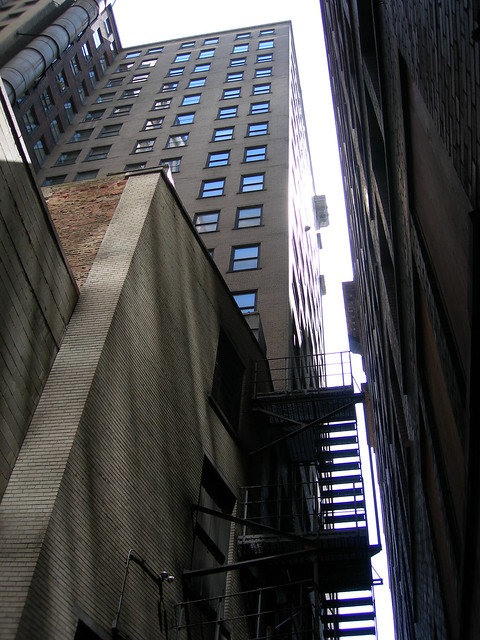 Unidentified Alley - CBD, Cincinnati, OH