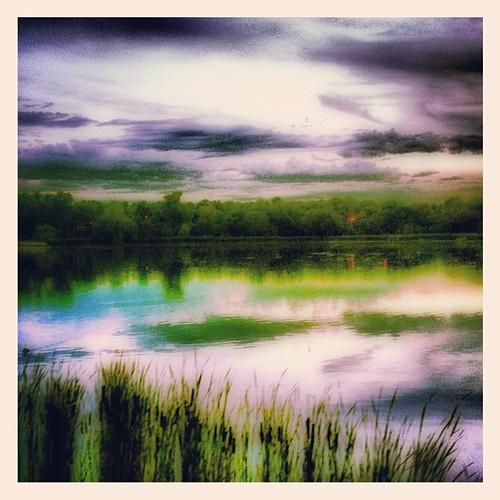 Croke Reservoir by @MySoDotCom