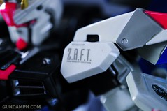 Metal Build Freedom Gundam Prism Coating Ver. Review Tamashii Nation 2012 (69)