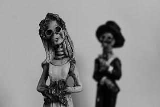 Los Novios II (Día de Muertos)