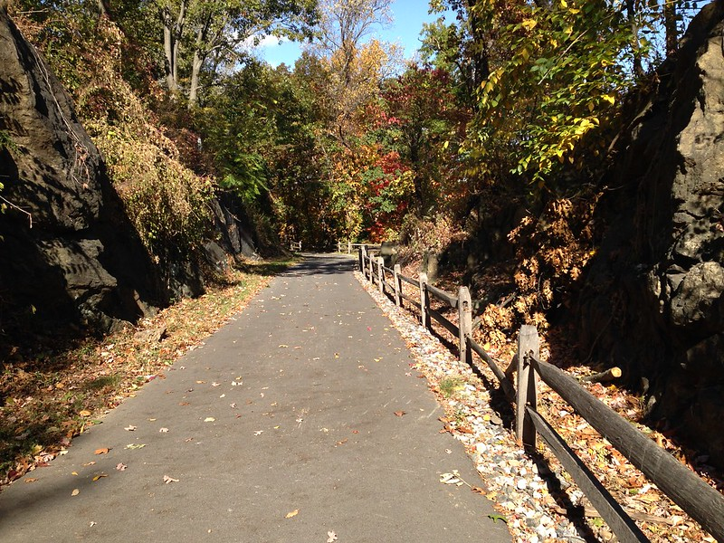 NYC to Peekskill via Westchester County Trails