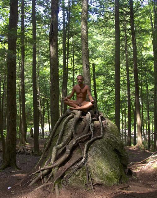 naturist 0011 Adirondack, NY, USA