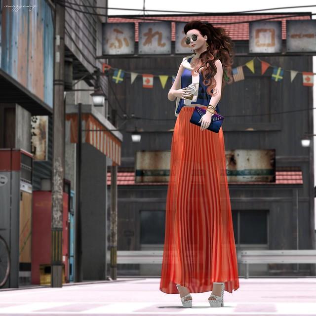 VERSUS Casting Spring - JangSungYoung Resident (bodyshot)