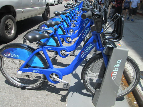 CitiBike, NYC. Nueva York