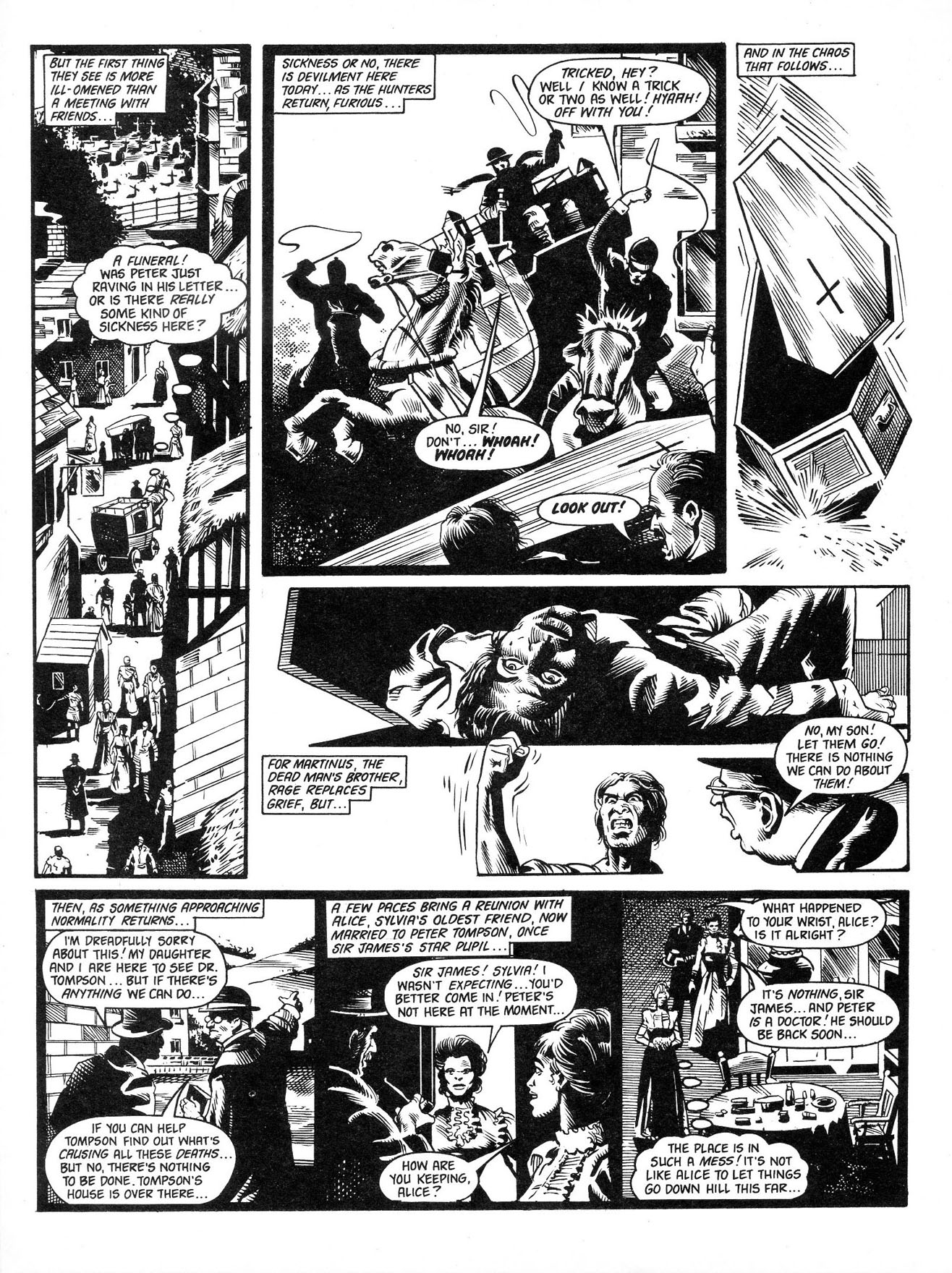 Plague of Zombies pg 3