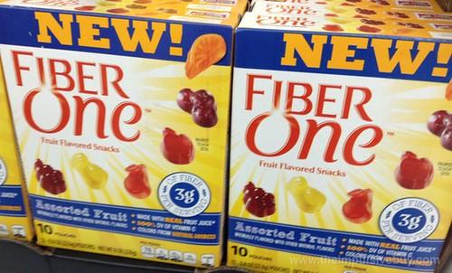 Fiber One Fruit Flavored Snacks