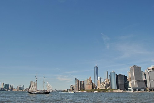 Sailboat Manhattan