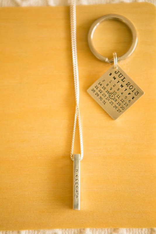 Necklace and Key Chain