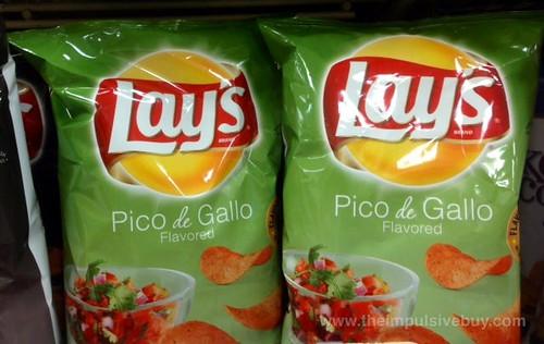 Pico de Gallo Lay's Potato Chips