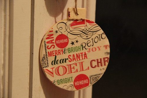 Advent Day 2 - Make Ornaments