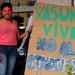 Firmas, zapateadas y resistencia por el Yasuní