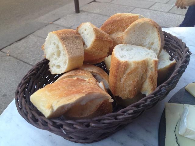 Sliced baguette - La Perle