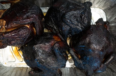Ron's - Smoked Chickens