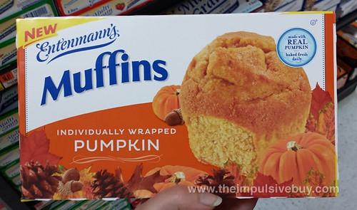 Entenmann's Pumpkin Muffins