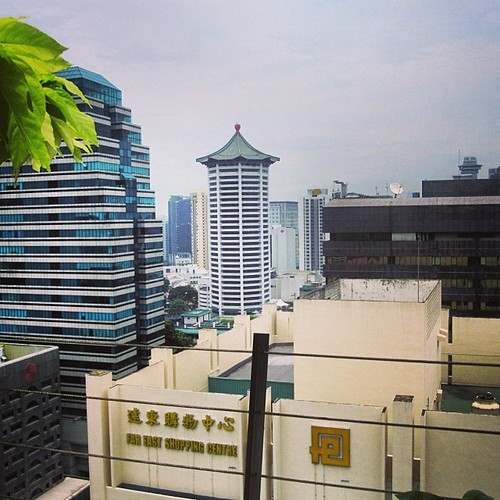 Orchard Rd Marriott #singapore by @MySoDotCom