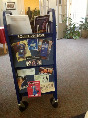 PeskyLibrary DrWho Back