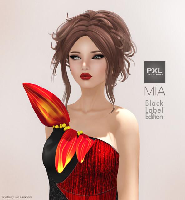 [PXL]MIA Black Label