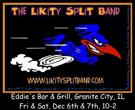LiKiTy SpLiT 12-6, 12-7-13