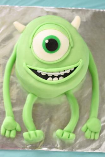 2013 06 Monster University - Mike (1)