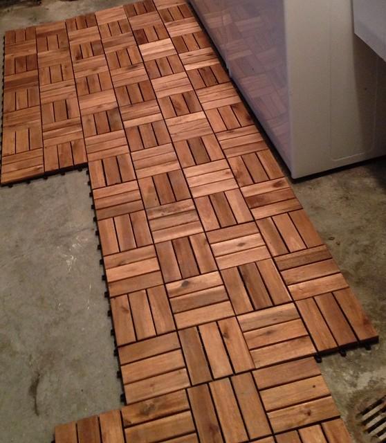 Basement Floor, Northward