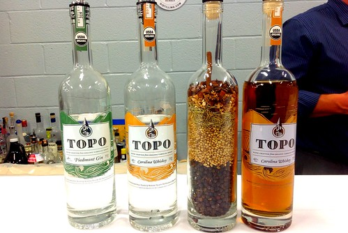 Top Of the Hill Distillery - Chapel Hill, NC