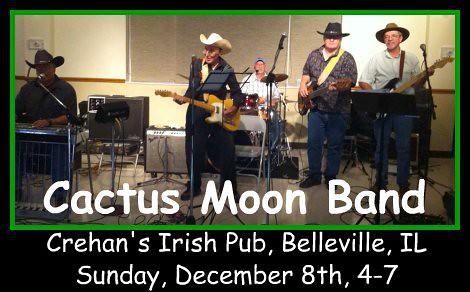 Cactus Moon Band 12-8-13