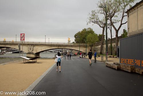 131020 Paris Seine-Montmarte Run