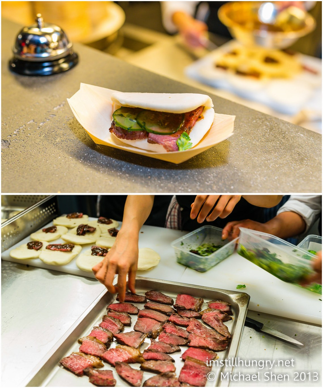 wagyu beef buns Waitan Sydney