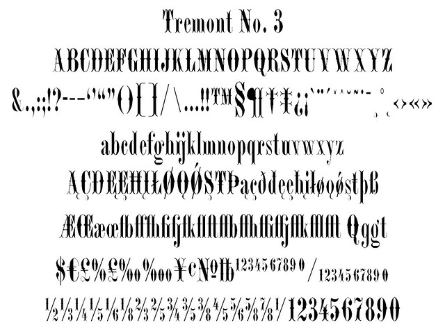 Tremont No. 3