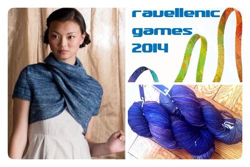 Ravellenic Twist Pullover