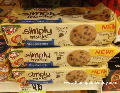 Keebler Simply Made Chocolate Chip