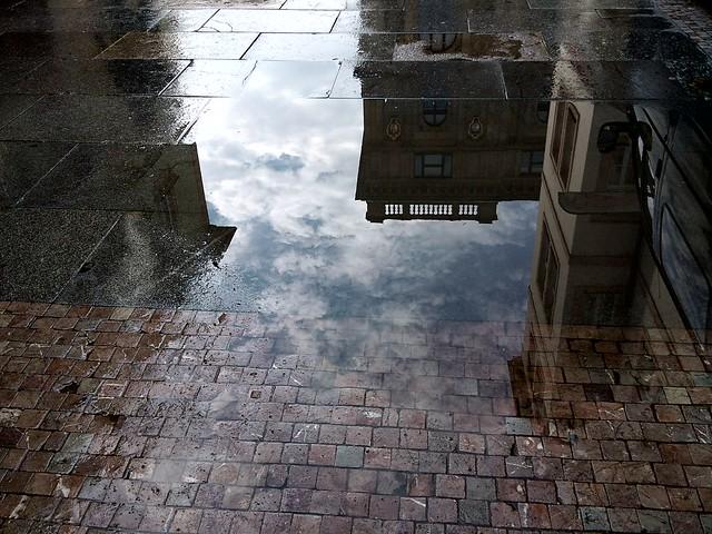 Prague, after rain