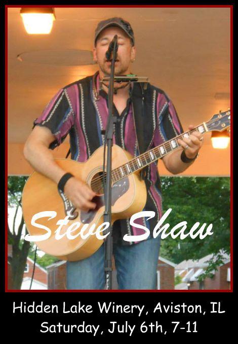 Steve Shaw 7-6-13