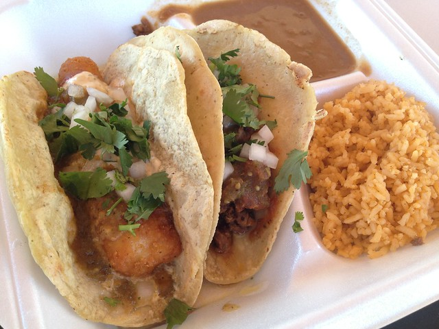 Taco plates - Crazy Coyote Tacos