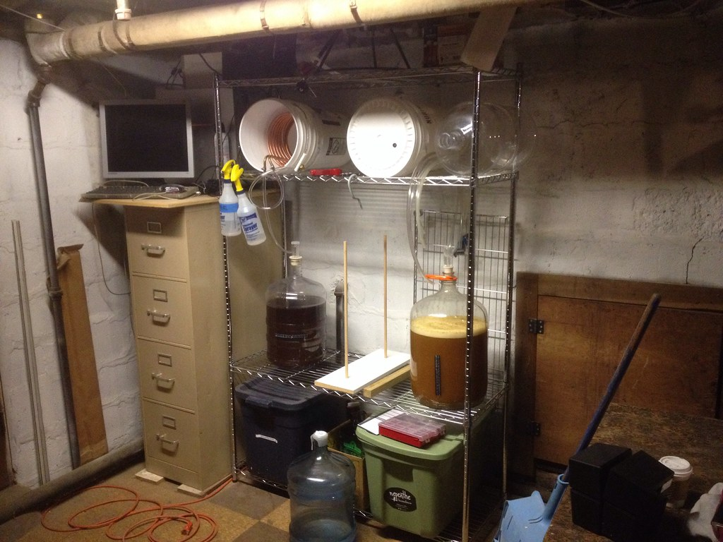 New Brewing Stand