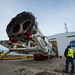 Antares Rocket Rollout (201401050009HQ)