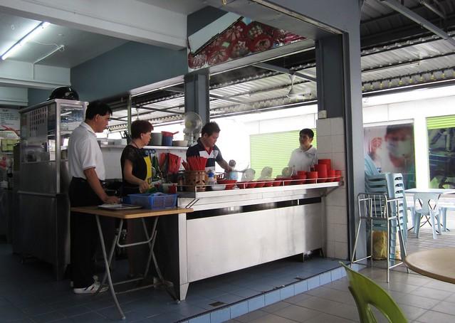 YummyKafe kampua stall
