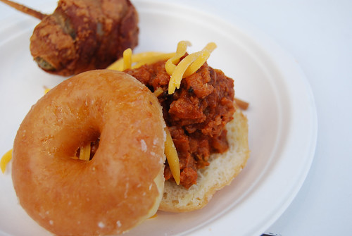 Krispy Kreme Sloppy Joe's