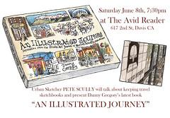 at the Avid Reader, June 8th