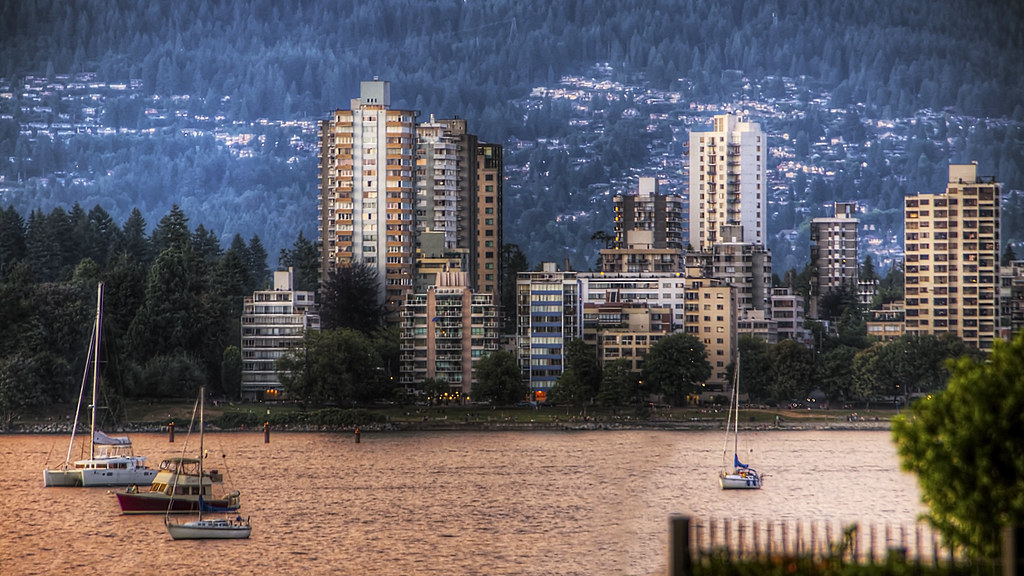 Vancouver Towers