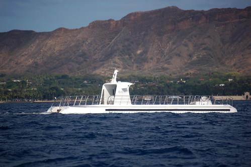 Atlantis XIV submarine