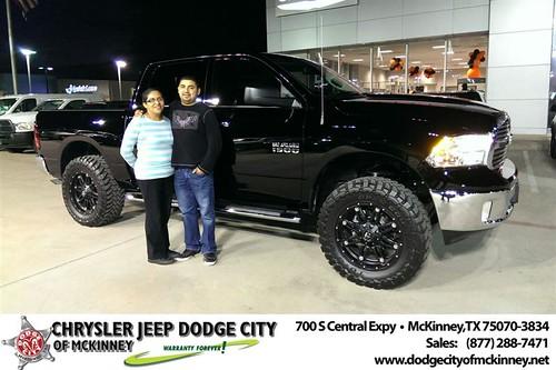Dodge City McKinney Texas Customer Reviews and Testimonials-Armando Alvarez by Dodge City McKinney Texas