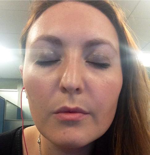 Makeup Review: elf Jumbo Eyeshadow Stick from gettinggoft.wordpress.com
