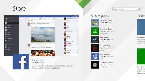 Windows Store app ที่มากขึ้นพอสมควรเลย